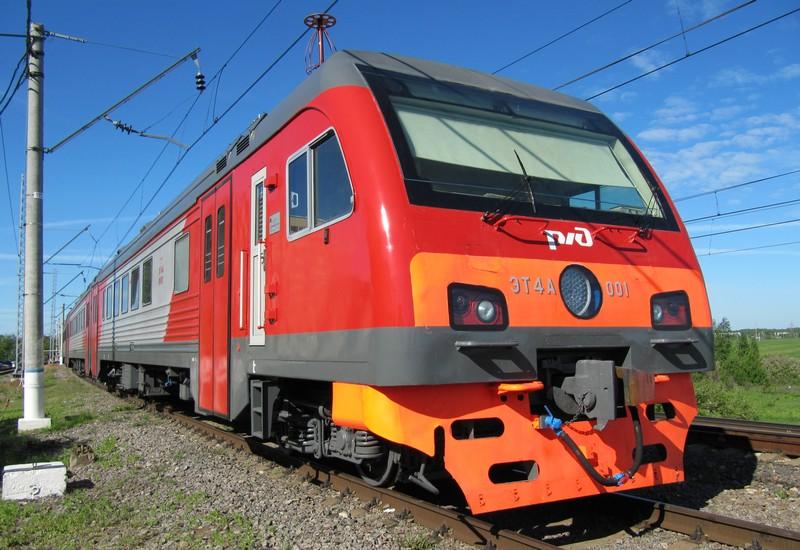 Схема формирования поезда